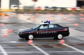 alfa romeo 155 carabinieri
