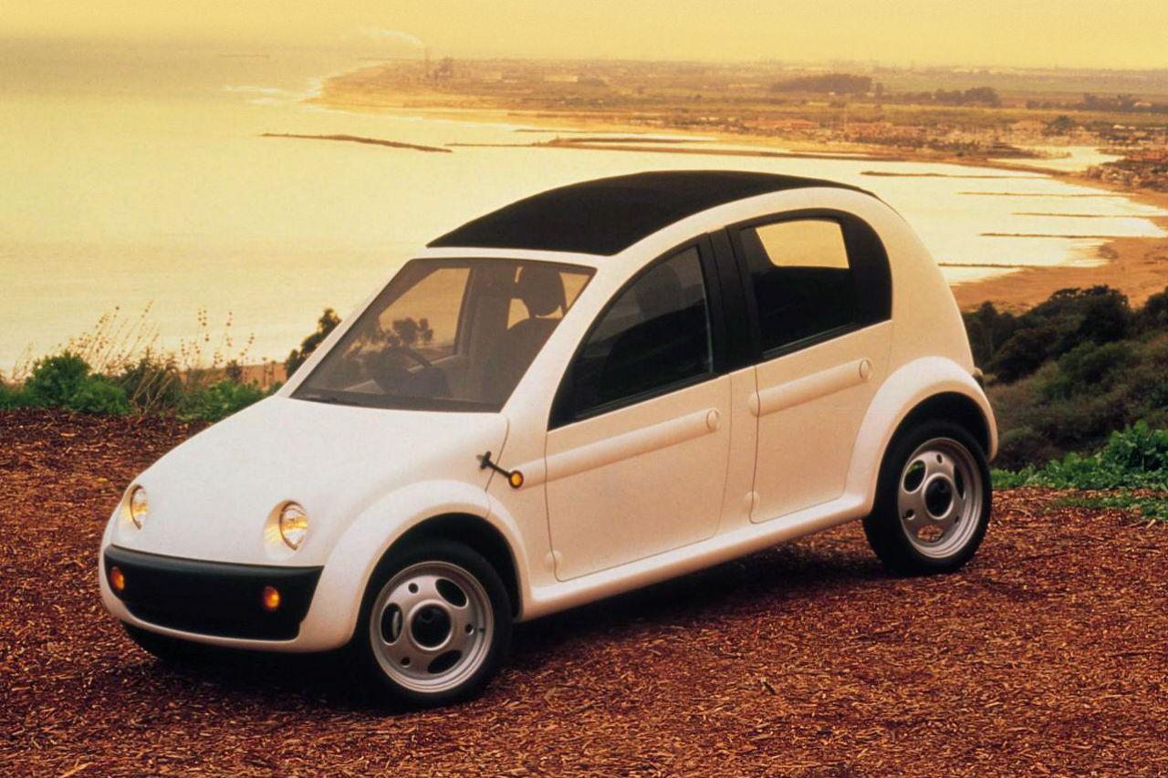Chrysler CCV koncept je američka verzija Citroena 2 CV