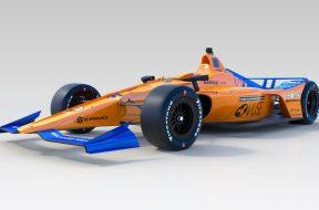Indy 500 McLaren