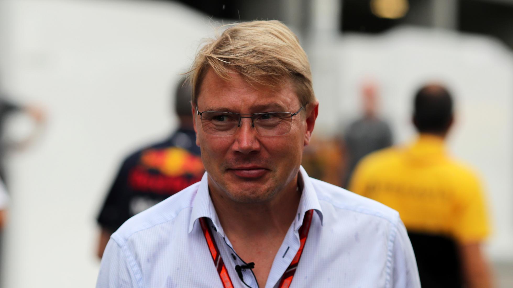 Mika Hakinen ponovo na trkačkoj stazi
