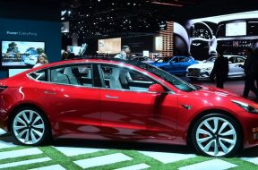 Automobile Manufactures Debut Latest Models At Los Angeles Auto Show