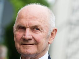Empfang f¸r Piech in Hannover