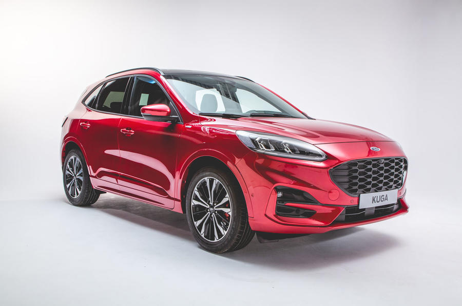 Ford Kuga za 2020. donosi potpuno nov izgled (GALERIJA)