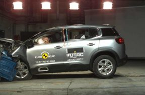 range rover evoque euro ncap crash test