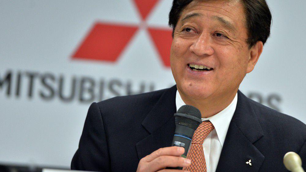 Smena na čelu Mitsubishija