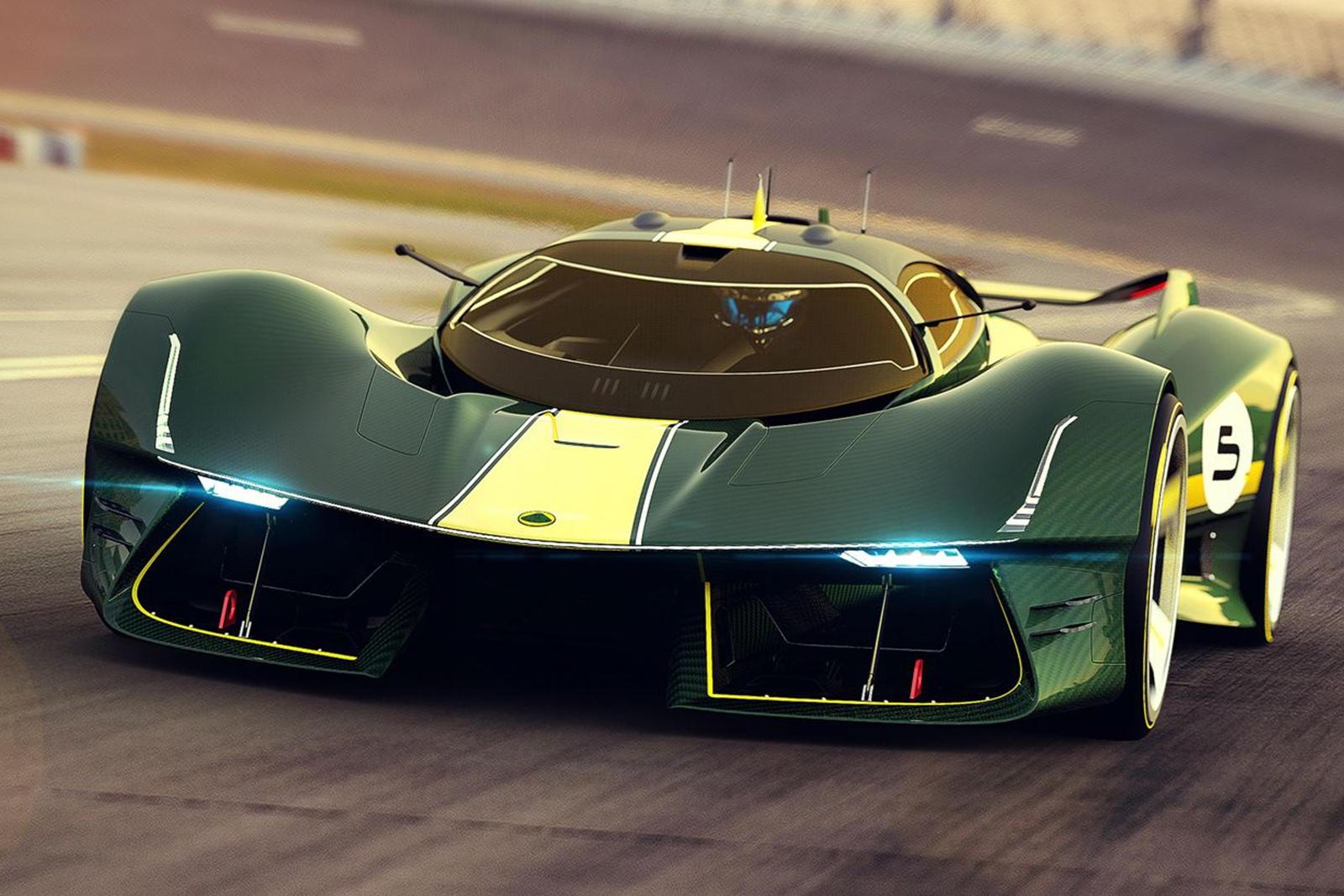 Šef Lotusa kaže da će novi Type 130 biti fascinantan u svakom pogledu