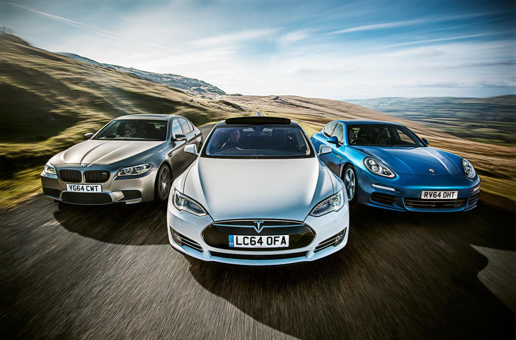 Ko je na kraju brži, električni ili konvencionalno pogonjeni automobili?