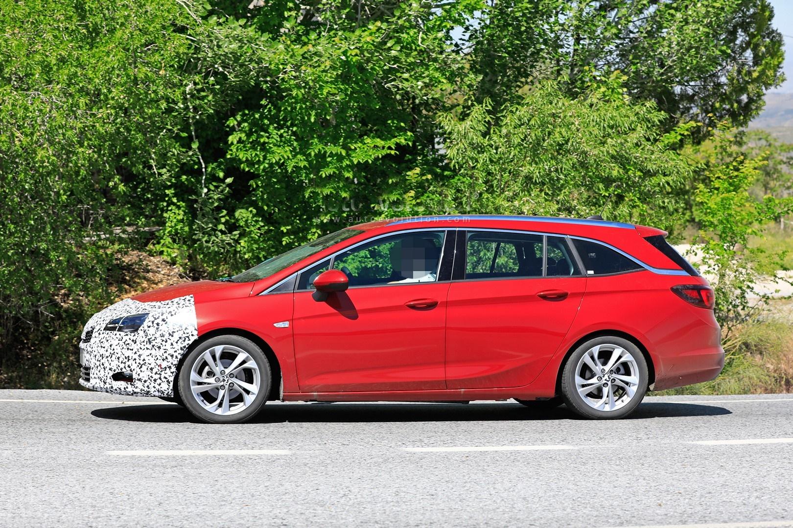 Restilizovana Opel Astra karavan dobija dva nova motora