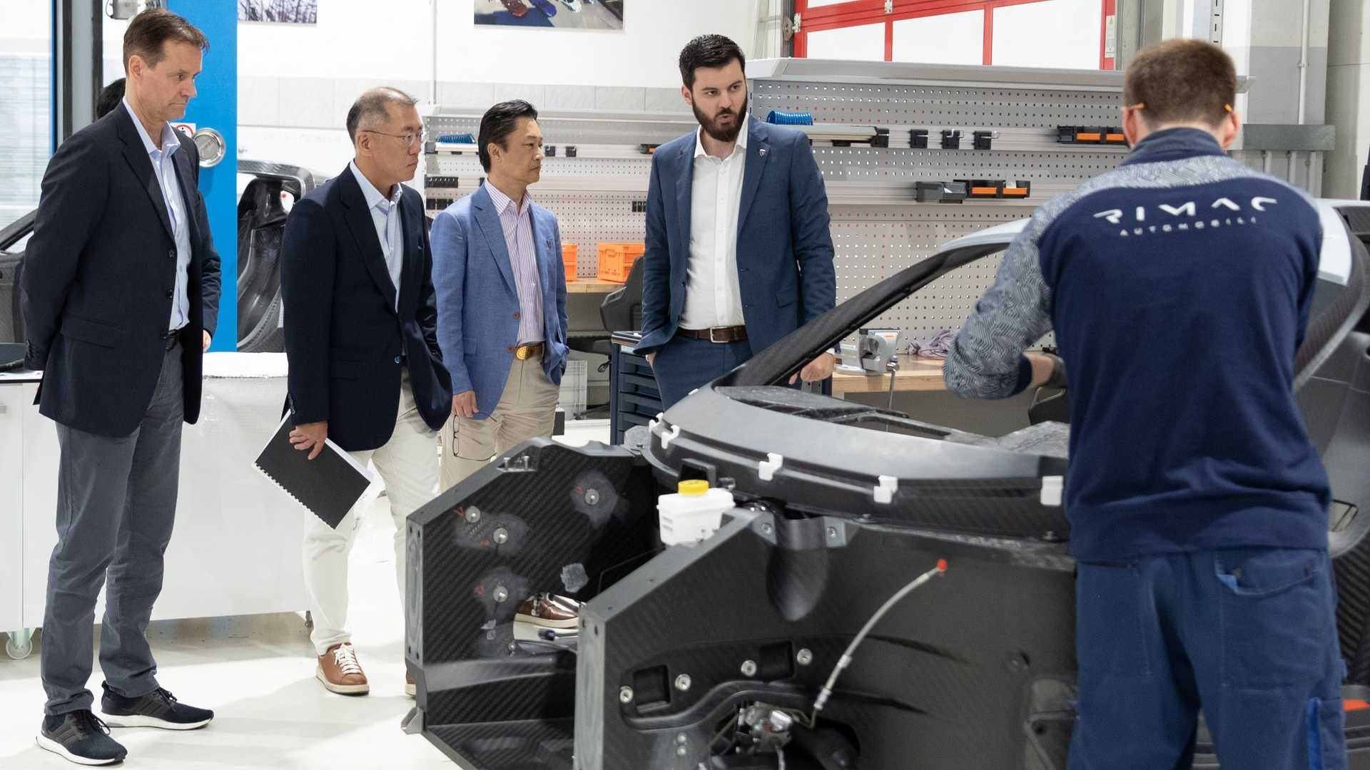 Hyundai/Rimac – prekretnica za korejskog proizvođača