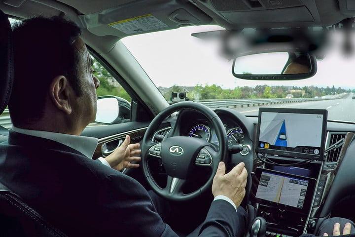 Nissan uvodi sistem autonomne vožnje na auto-putu u serijsku proizvodnju