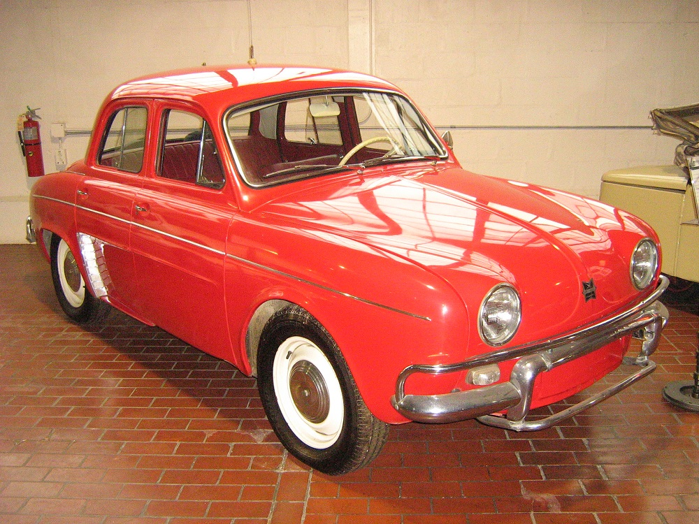 Zanimljivost dana: Renault Dauphine je postojao i kao električni automobil?