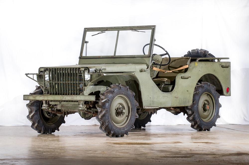 Zanimljivost dana: Jedini preživeli prototip model iz Jeep programa