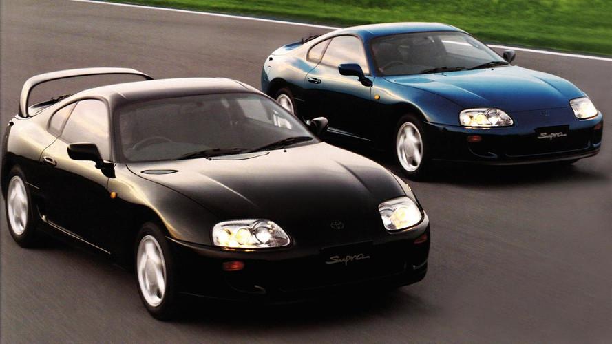 Delovi za 3. i 4. generaciju Toyota Supre ponovo u serijskoj proizvodnji