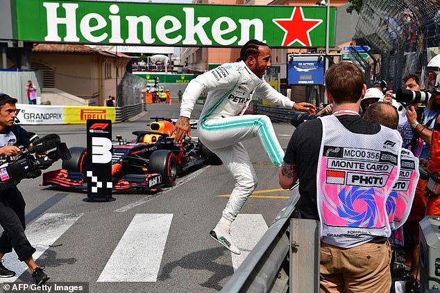 Hamilton najbrži u Monaku kada je najpotrebnije