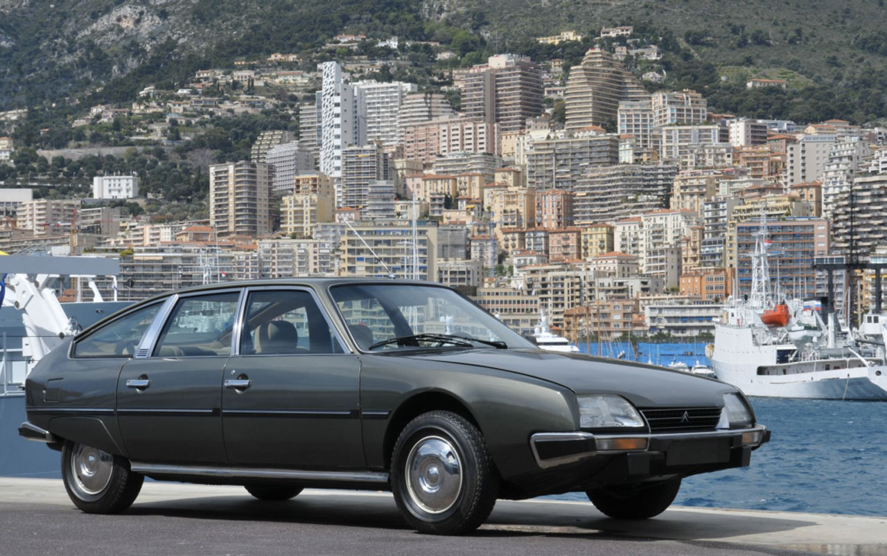 """Citroen CX – """"Made in France"""""""