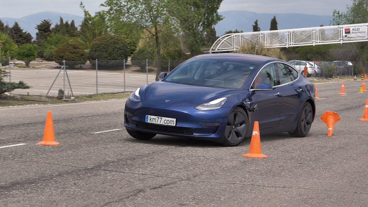 "Tesla Model 3 na testu ""severnog jelena"" izdominirao (VIDEO)"