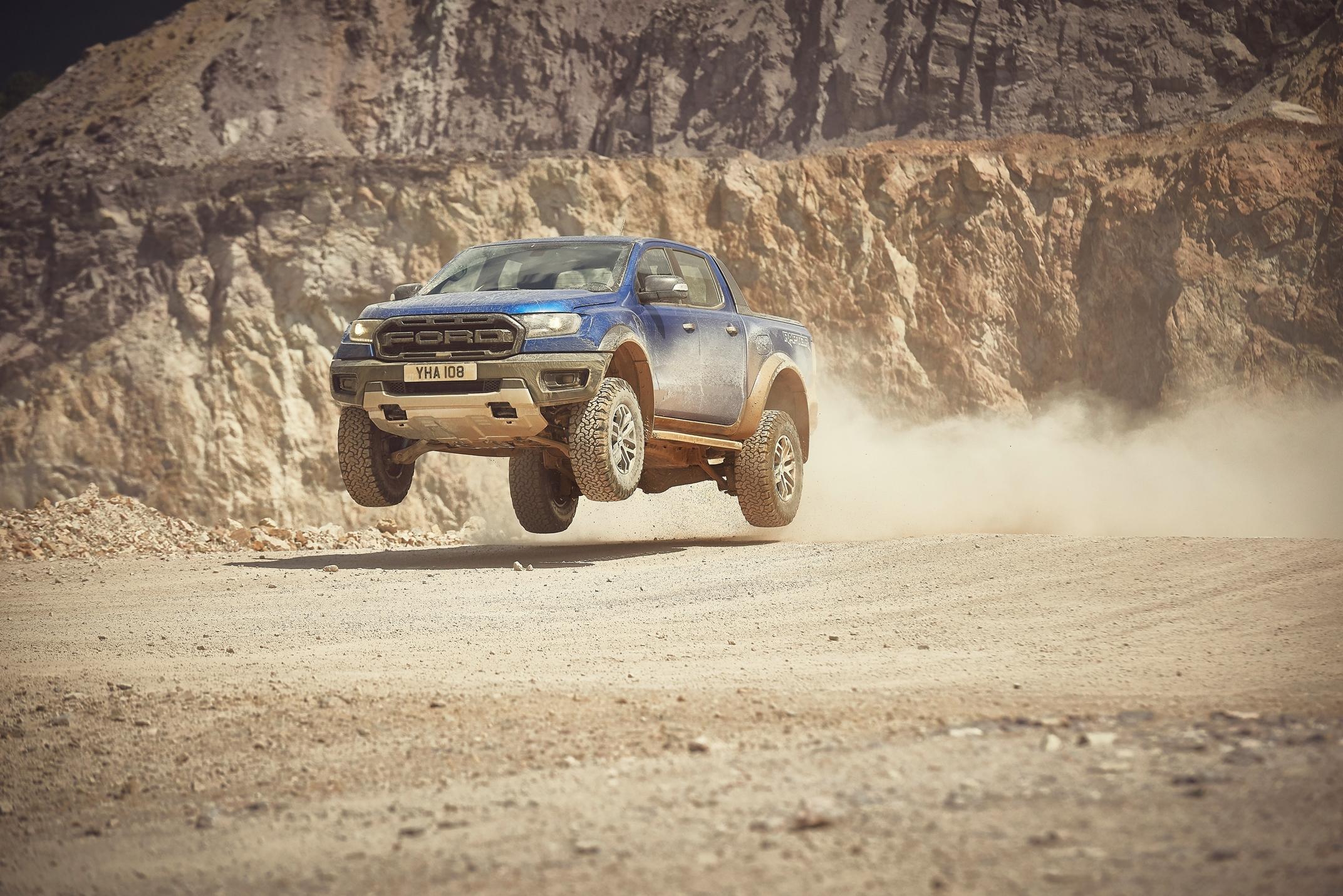Ford Ranger Raptor u Evropi
