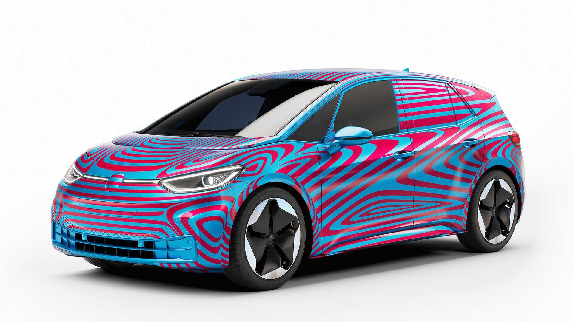 Krenule rezervacije za Volkswagen ID.3 – potvrđena zvanična oznaka
