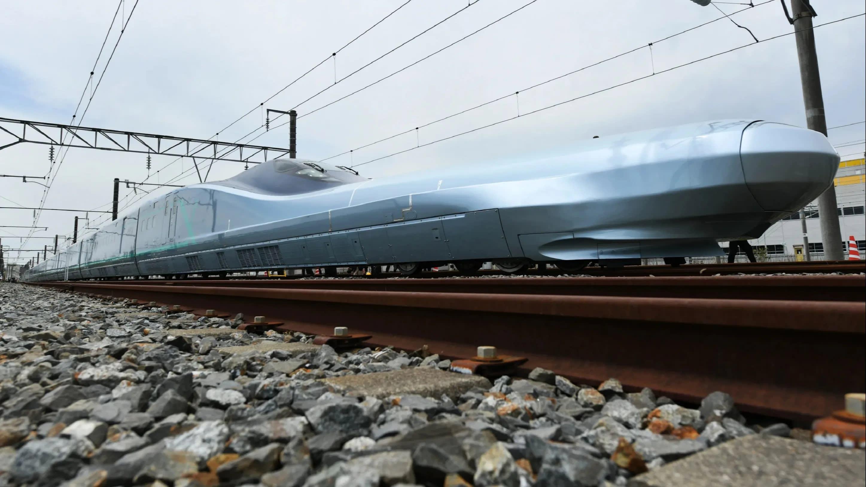 Japanci predstavljaju Alfa-X najbrži voz na svetu (VIDEO)