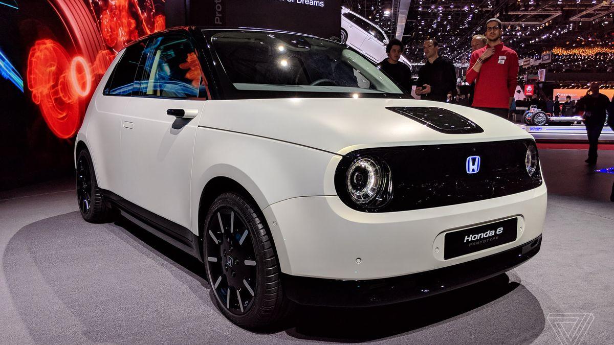 Honda odlučila da svoj električni model za Evropu nazove jednim slovom