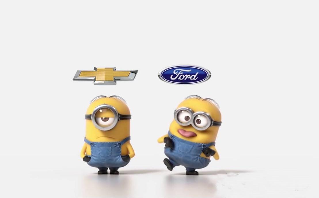 "Kada se rešavanje pitanja ""ko je bolji"", Chevrolet ili Ford, završi pucnjavom"