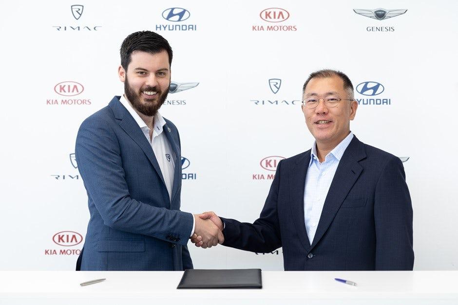 Hyundai i Kia potpisali ugovor s Rimcem