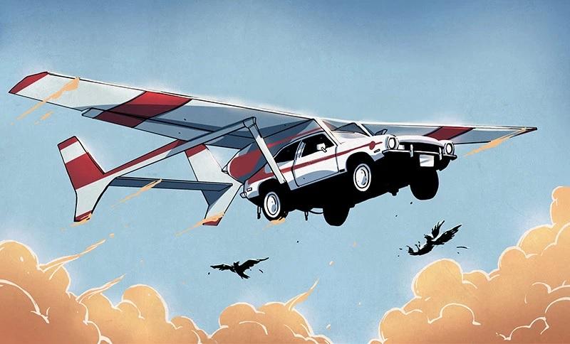 Zanimljivost dana: AVE Mizar – kombinacija automobila i aviona