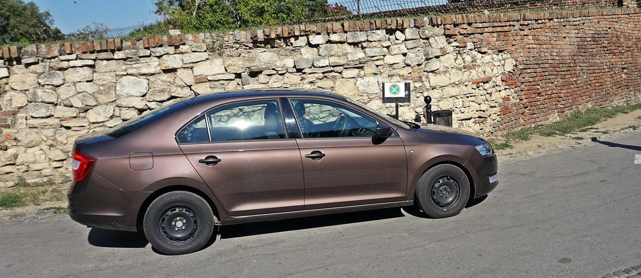 Škoda Rapid se i dalje nudi na nekim tržištima sa atmosferskim motorom
