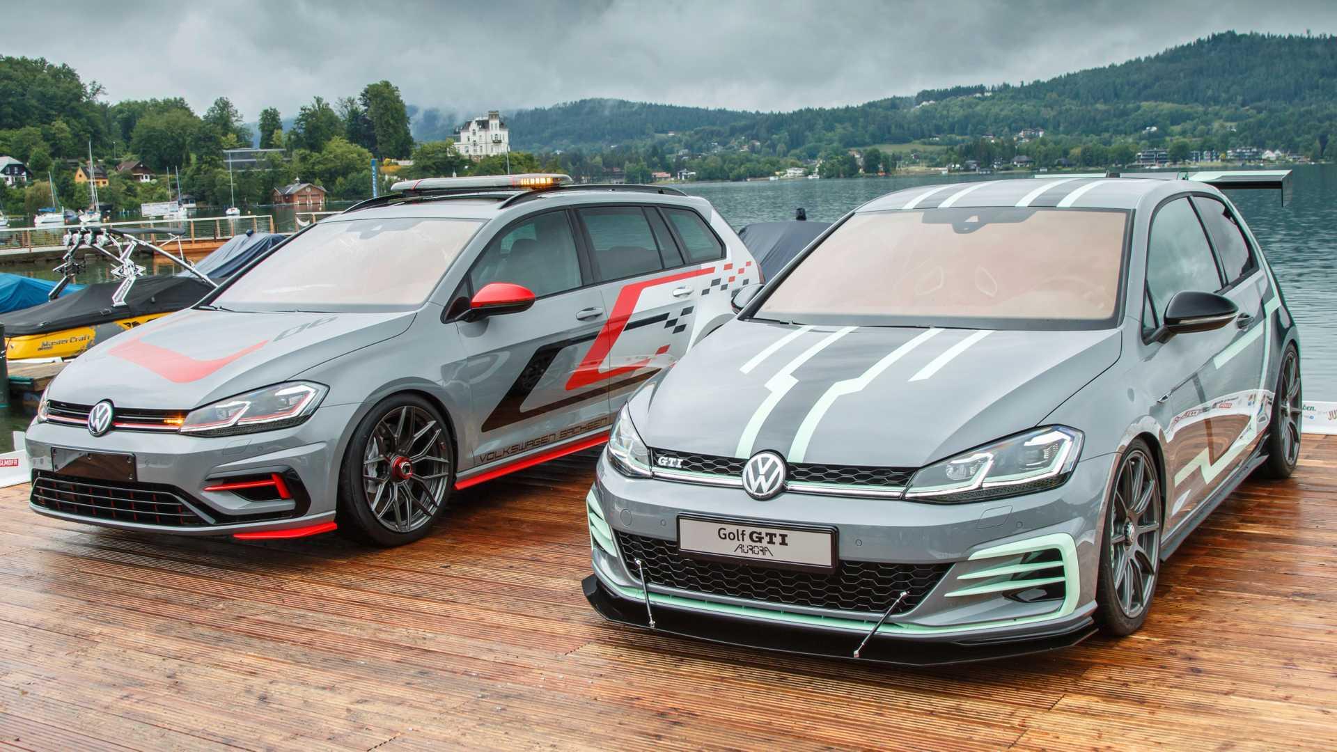 Volkswagenove Wörthersee zvezde s 380 i 400 konja