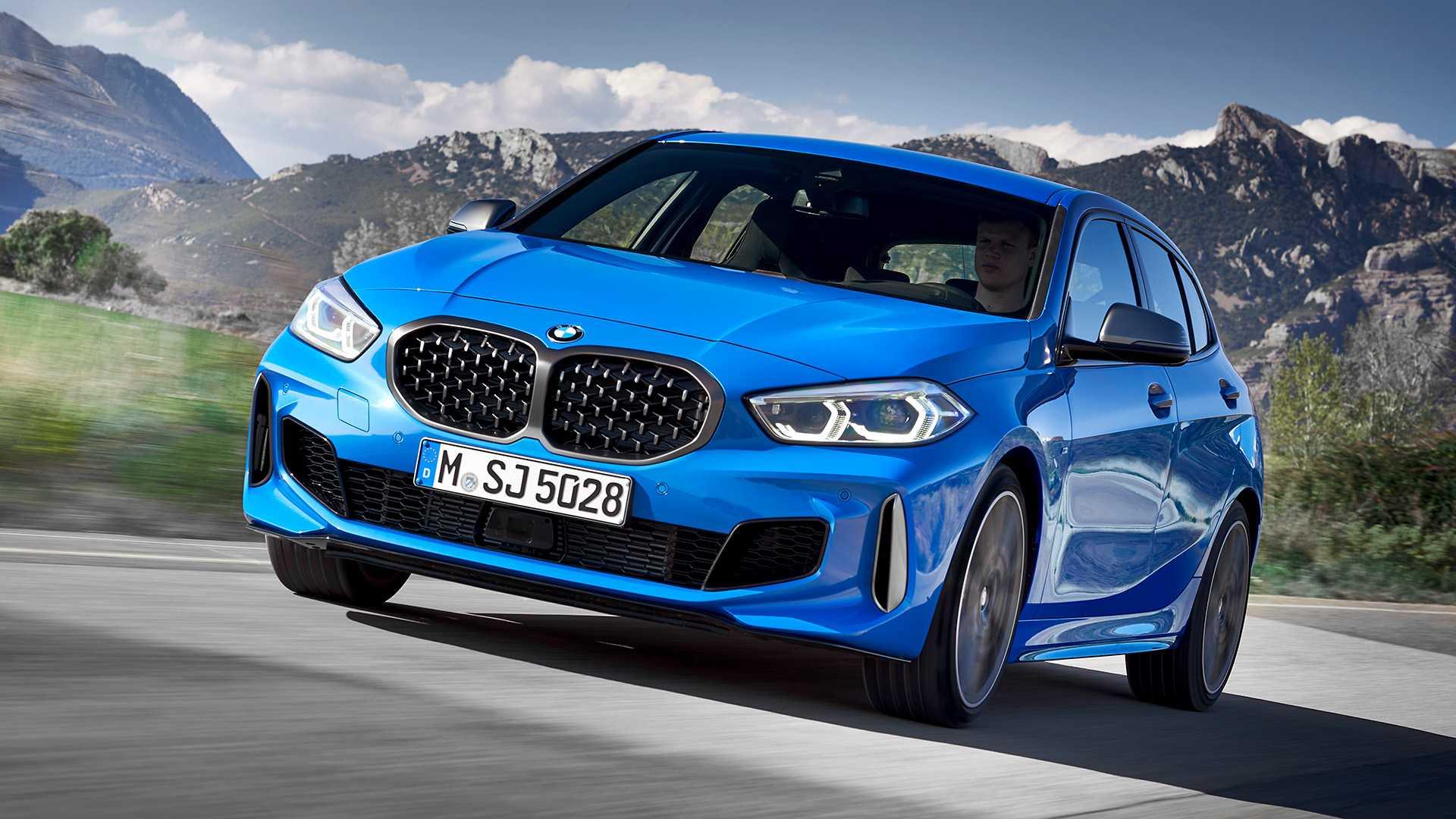 BMW serije 1 predstavljen