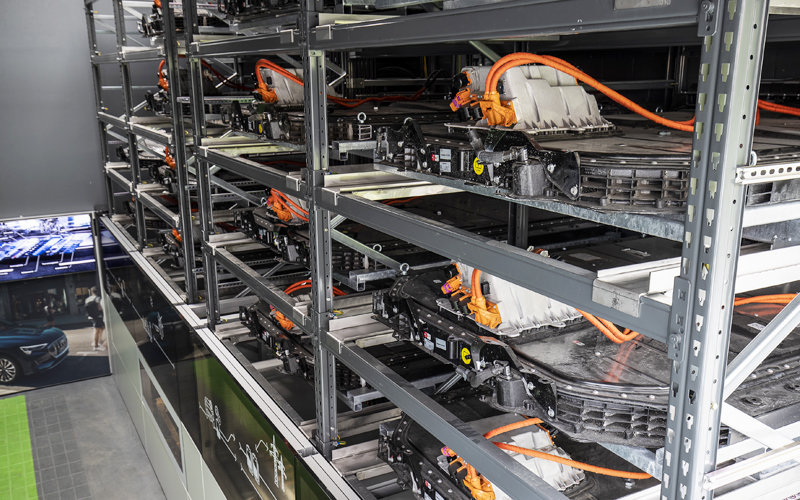 Audi otvorio najveću farmu baterija u Nemačkoj (1,9 MWh)
