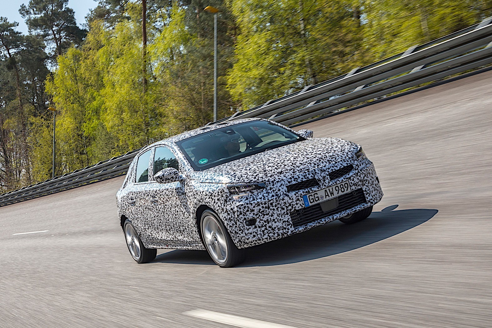Nova Opel Corsa – prve zvanične fotografije (GALERIJA)