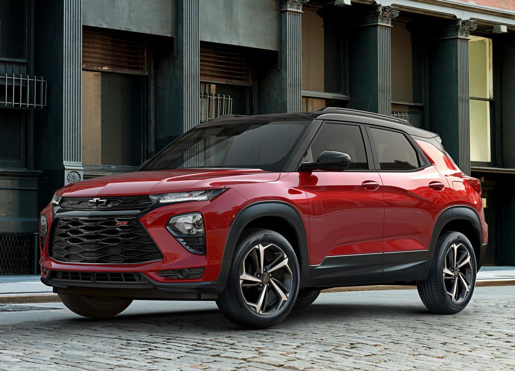 Chevrolet predstavio novi Trailblazer