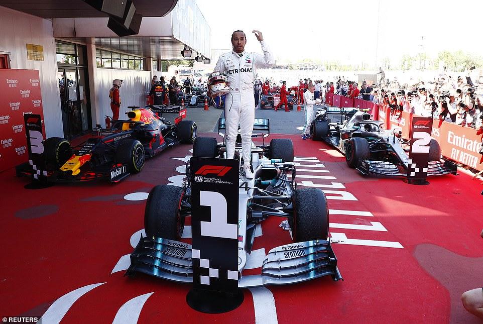 Nova dvostruka pobeda Mercedesa – vozač dana Maks Ferštapen