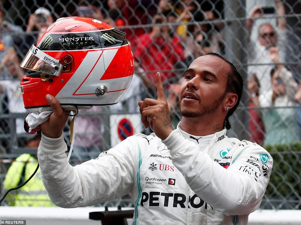 Hamilton u najtežoj trci u karijeri trijumfovao u Monaku