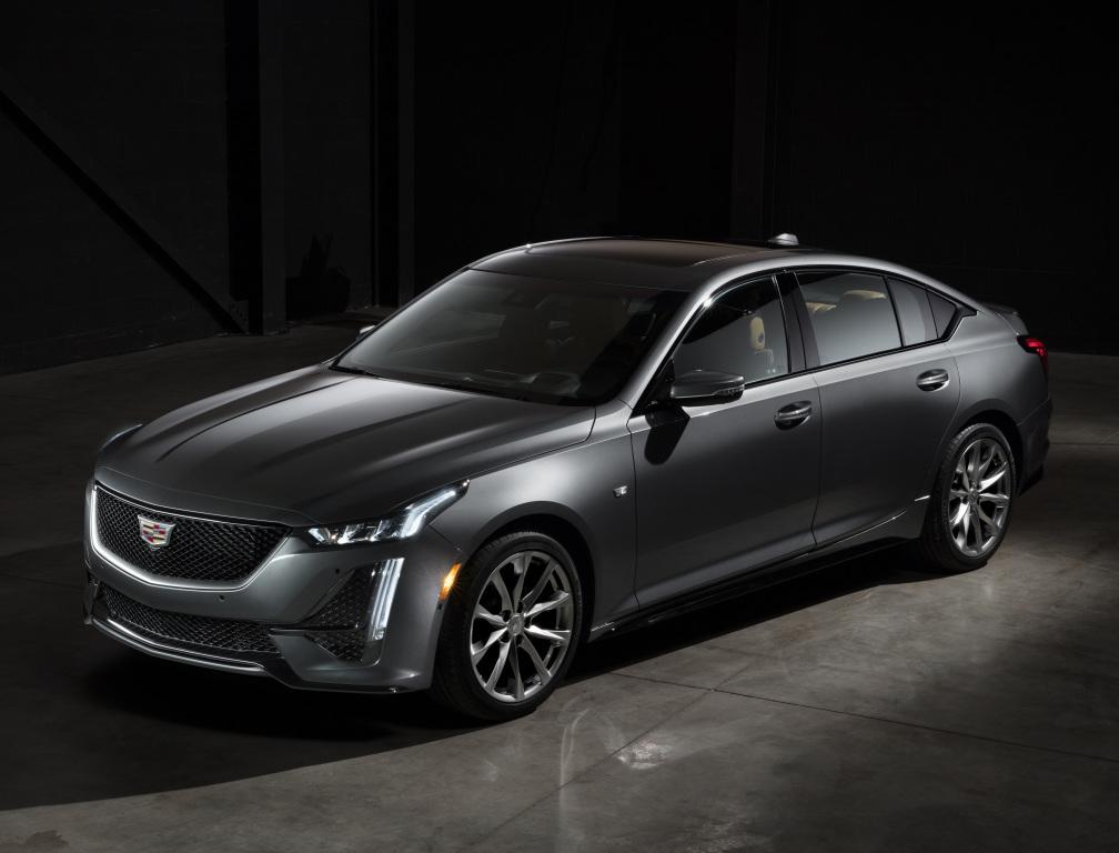 Cadillac sprema novi CT5-V