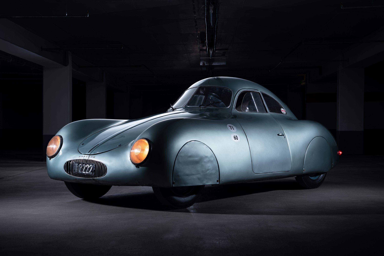 Porsche Type 64 ide na aukciju (GALERIJA)