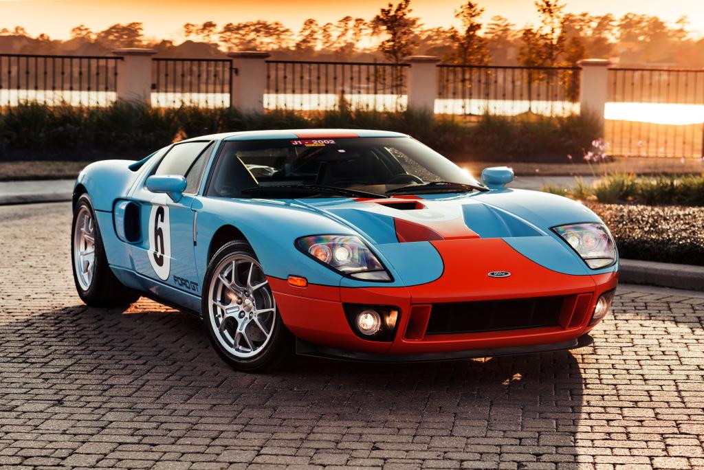 Niki Lauda je predlagao Fordu kako da učini model GT boljim