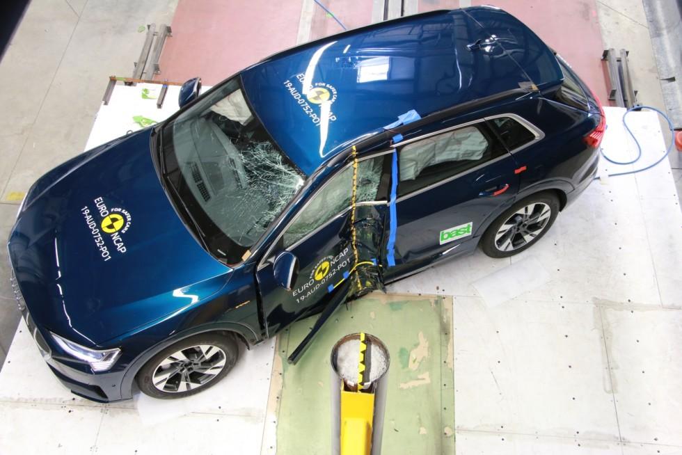 EuroNCAP testirao sedam novih modela (VIDEO)