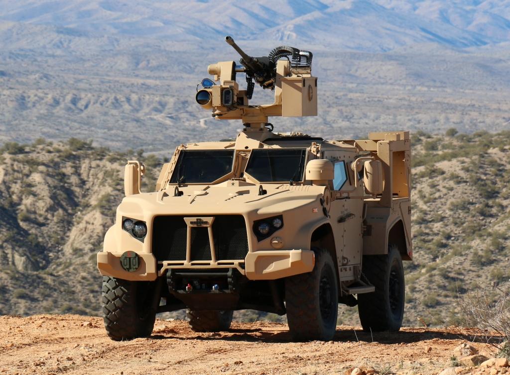 Oshkosh L-ATV šalje Humvee u penziju