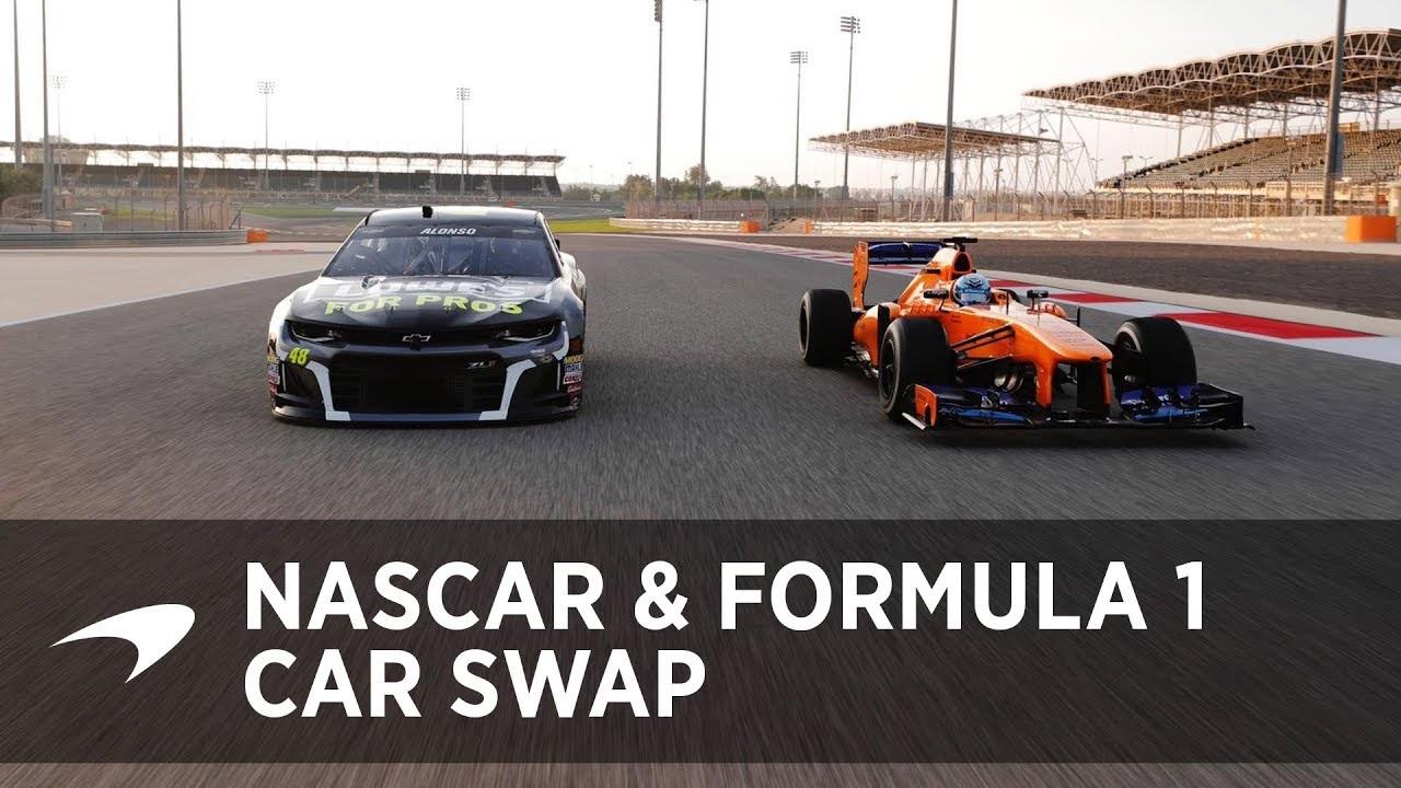 Fernando Alonso će voziti neke trke u NASCAR šampionatu?