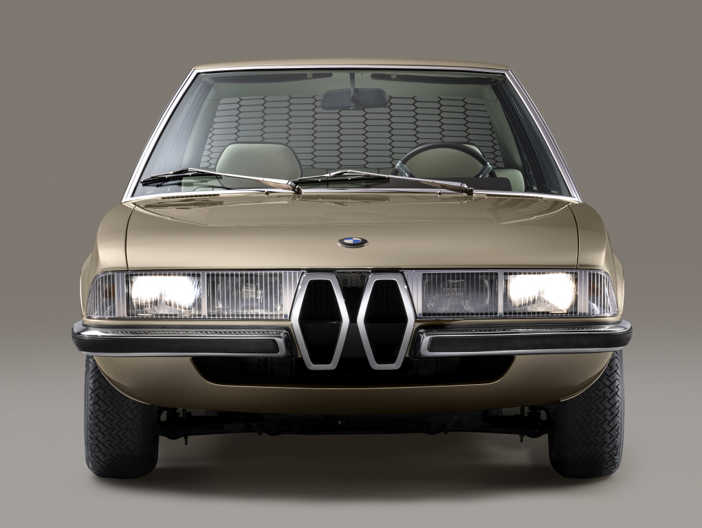 BMW vaskrsao izgubljeni prototip Garmisch