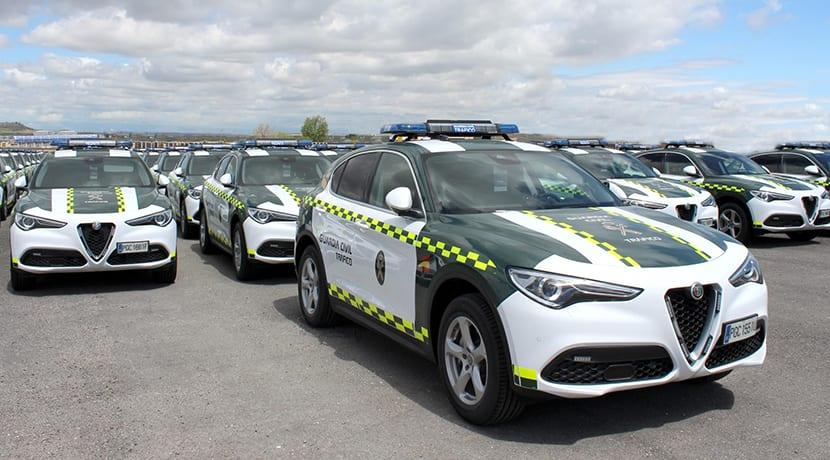 Alfa Romeo Stelvio za špansku saobraćajnu policiju