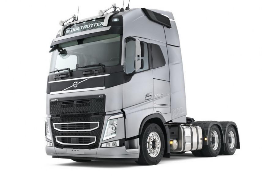 Predstavljen kamion marke Volvo sa kabinom XXL veličine
