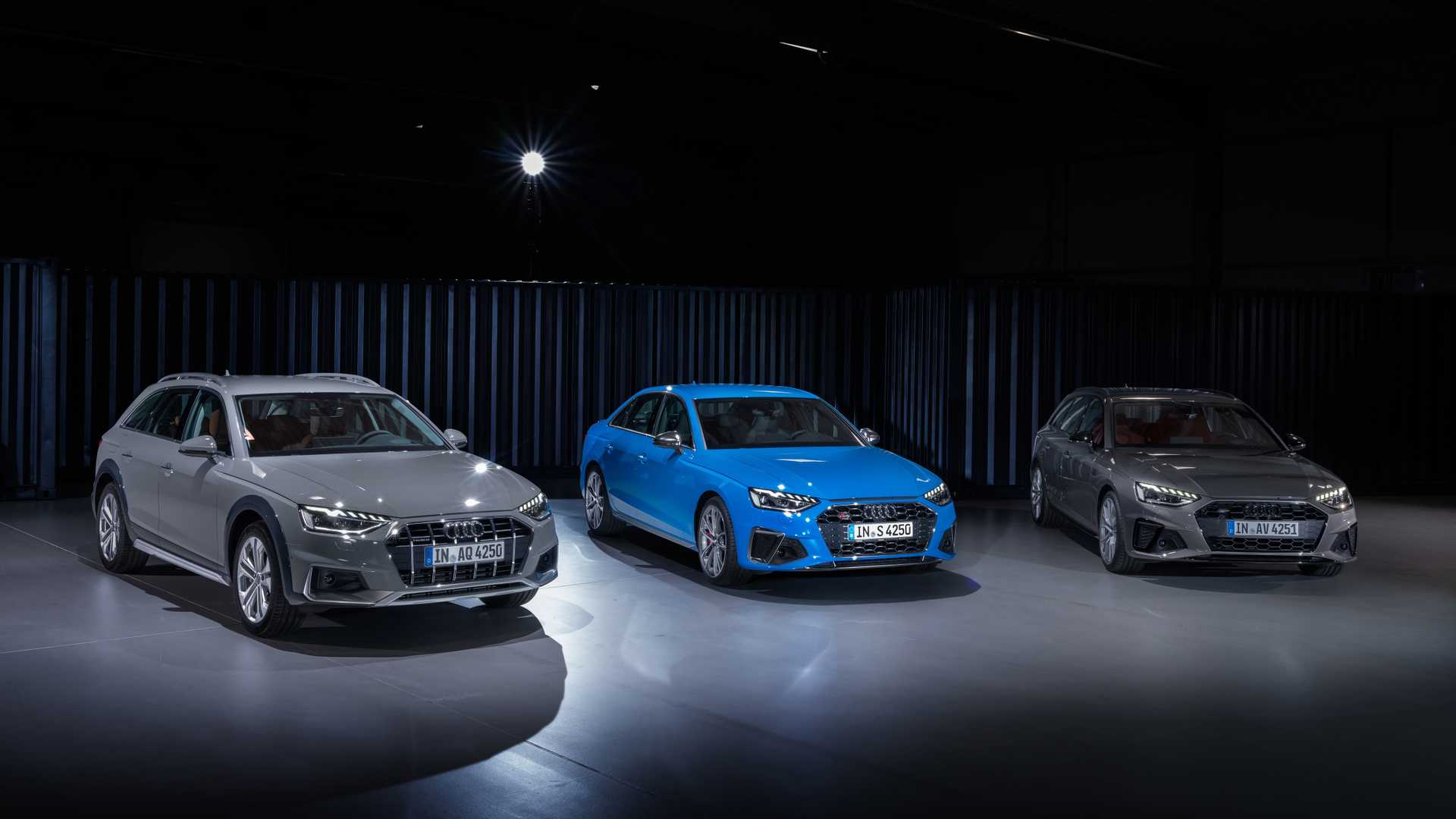 Predstavljen je restilizovani Audi A4 (GALERIJA)