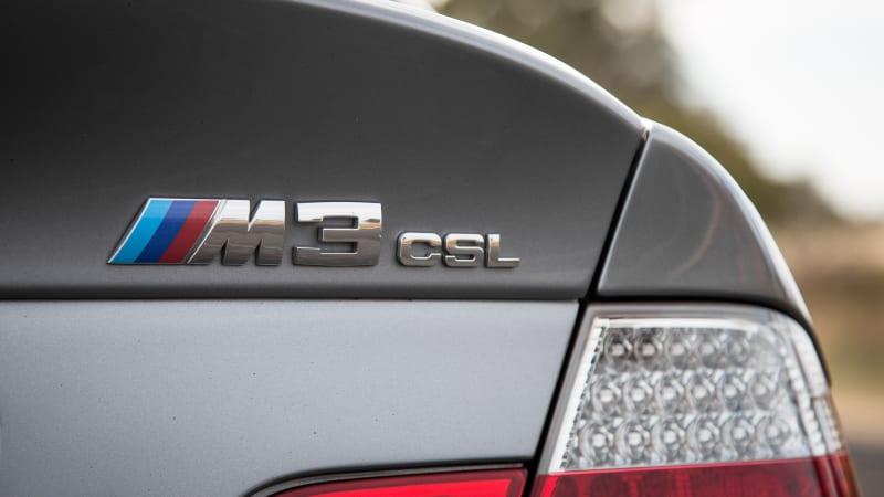 BMW vraća u život oznaku CSL?!