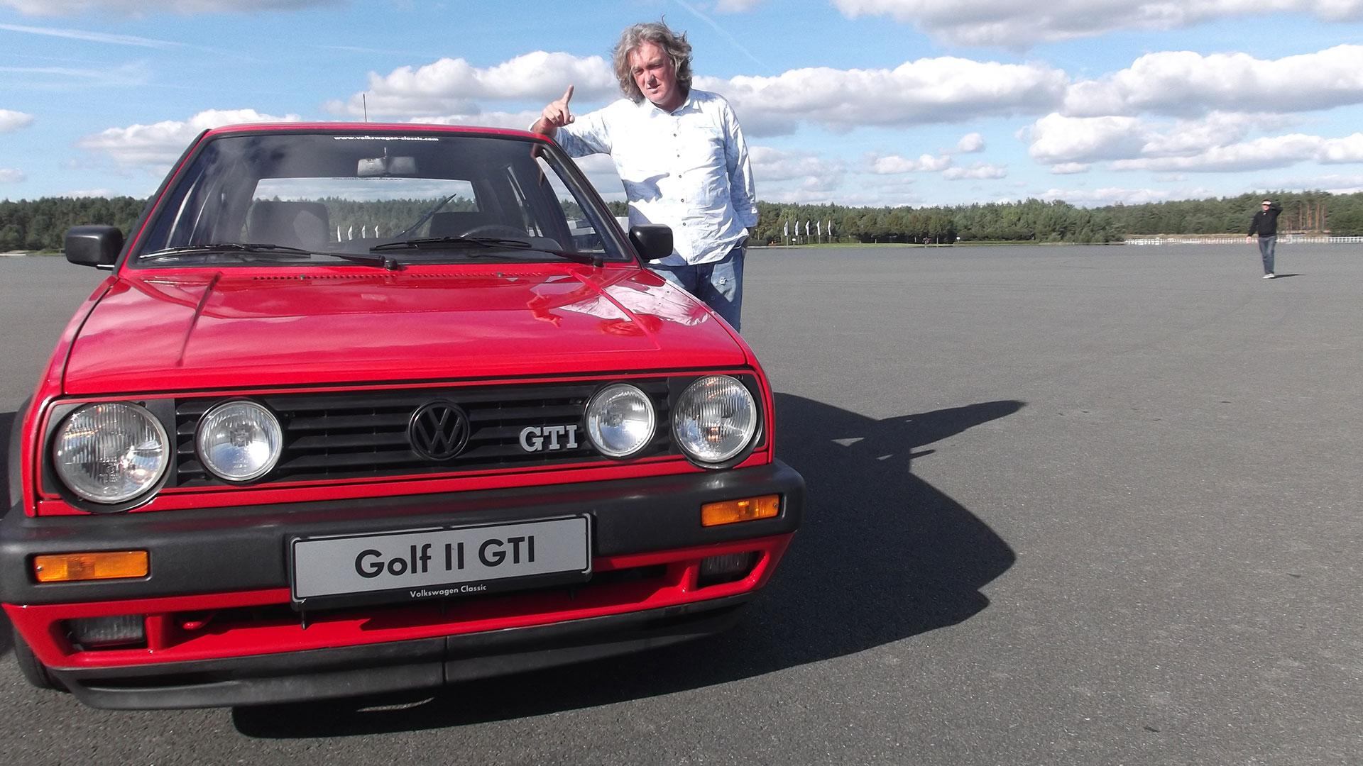 Džejms Mej: VW Golf je jedini automobil koji treba da postoji (VIDEO)