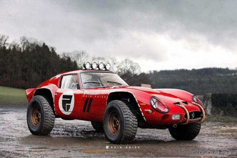 Render: Ferrari 250 GTO za sve terene