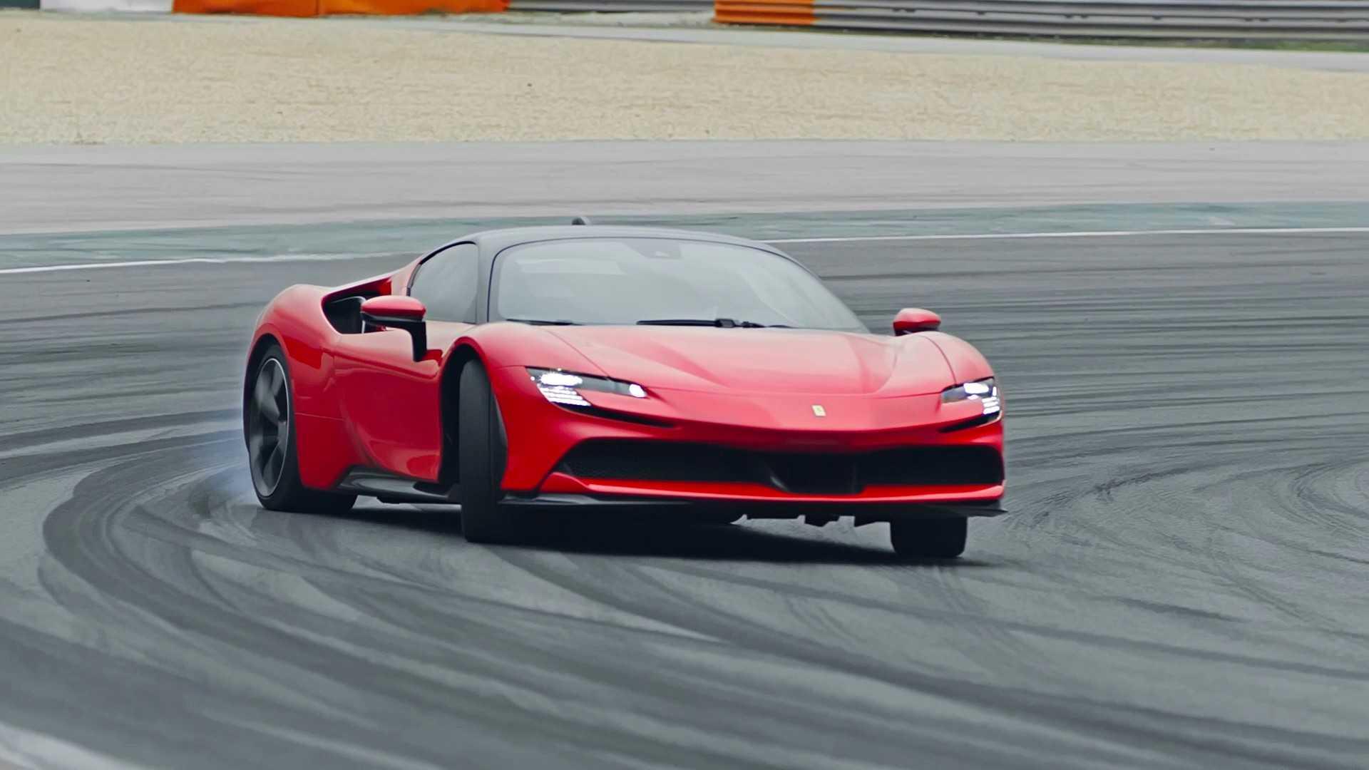 Ferrari: Ništa od električnog superautomobila pre 2025. godine