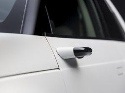 Honda e mirror